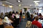Info-Café 'Arbeitsmarktzugang für Neuzugewanderte'