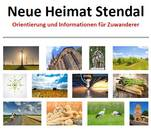 Titelbild der Broschüre 'Neue Heimat Stendal'